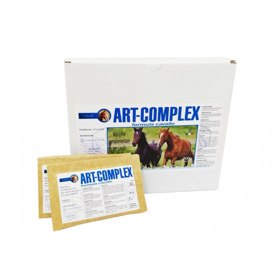 ART-COMPLEX Cavallo 20 bustine